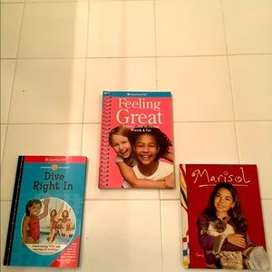 American Girl Assorted Books